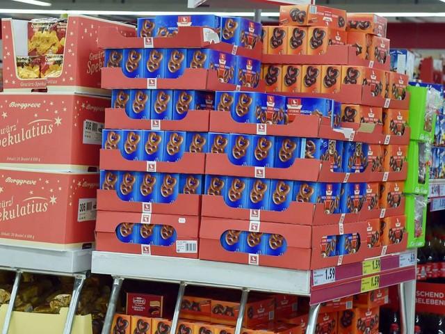Weihnachtsgebäck im Supermarkt: Warum es Lebkuchen schon im September gibt