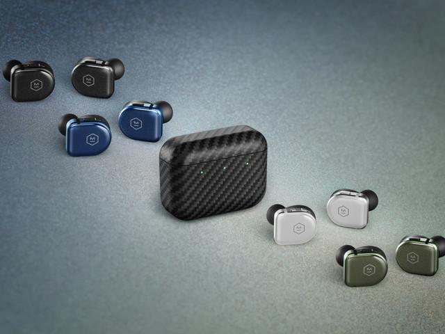 Master & Dynamic MW08 Sport: TWS-Kopfhörer mit ANC für 349 Euro