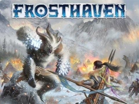 Brettspiel Frosthaven stellt neuen Rekord bei Kickstarter auf