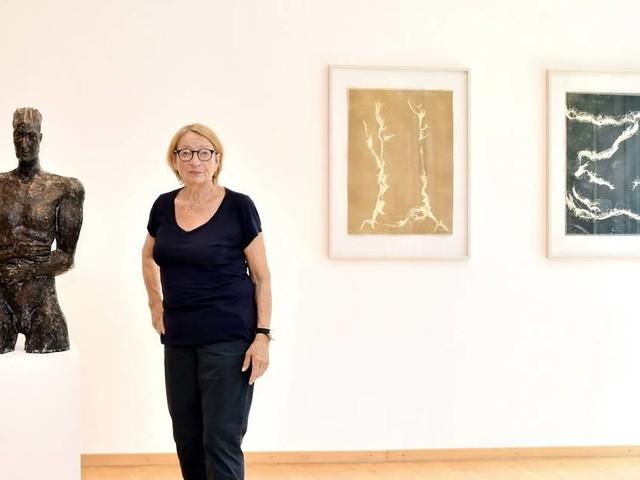 Raum für Kunst in Aachen: Mit sommerlicher Leichtigkeit und archaischer Kraft