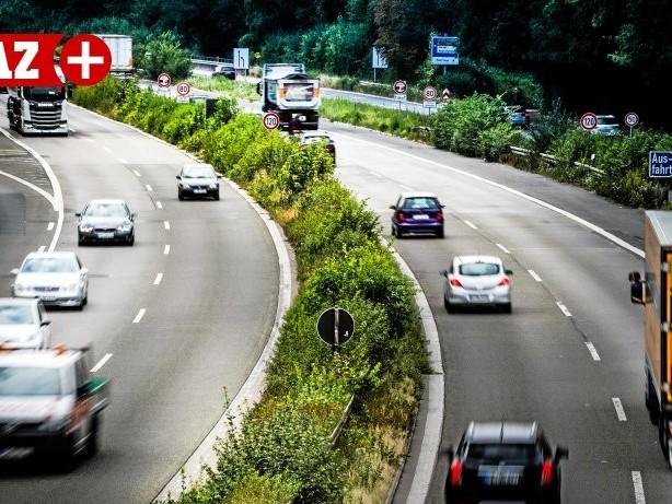 Autobahn-Sperrung: A52 ein Wochenende lang beidseitig gesperrt