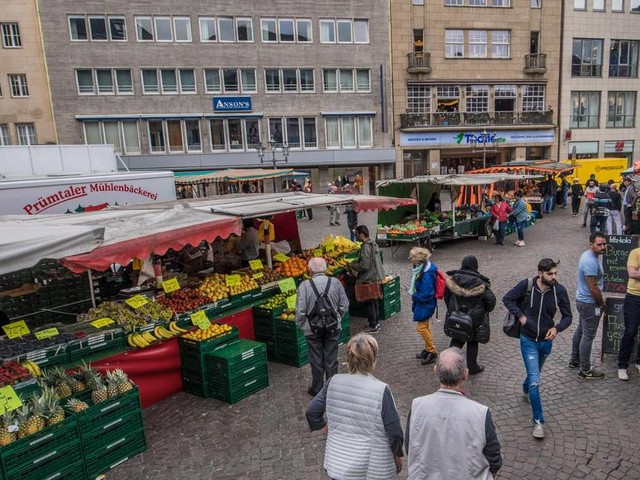 Vertrag mit Betreiber wird nicht verlängert: Stadt will den Bonner Wochenmarkt umgestalten