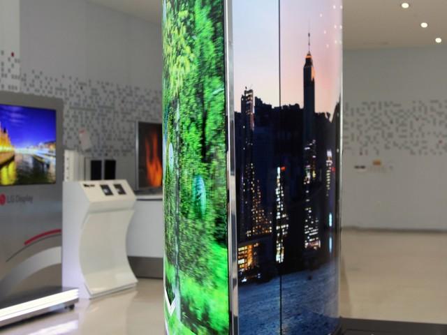 Oha, OLED! Schöner Fernsehen boomt