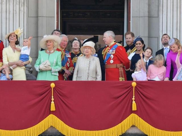 Nicht die Queen: Das ist der am härtesten arbeitende Royal