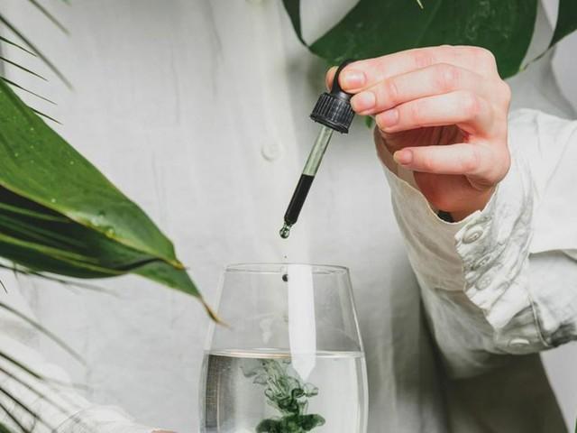 Beauty-Trend: Was steckt hinter dem TikTok-Trend Chlorophyll?