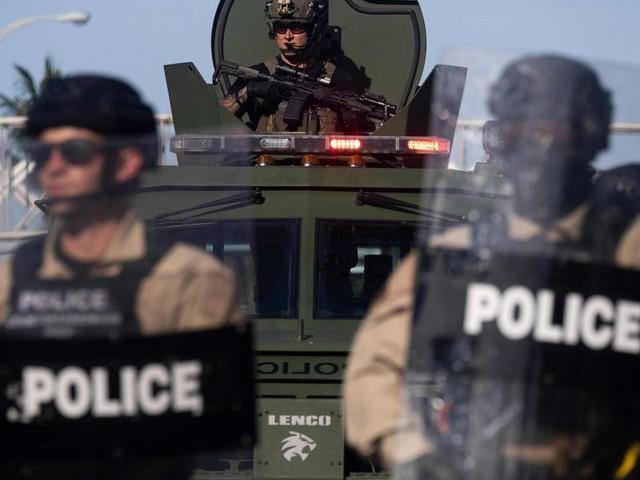 Ein Toter nach eineinhalb Stunden Schießerei in den USA