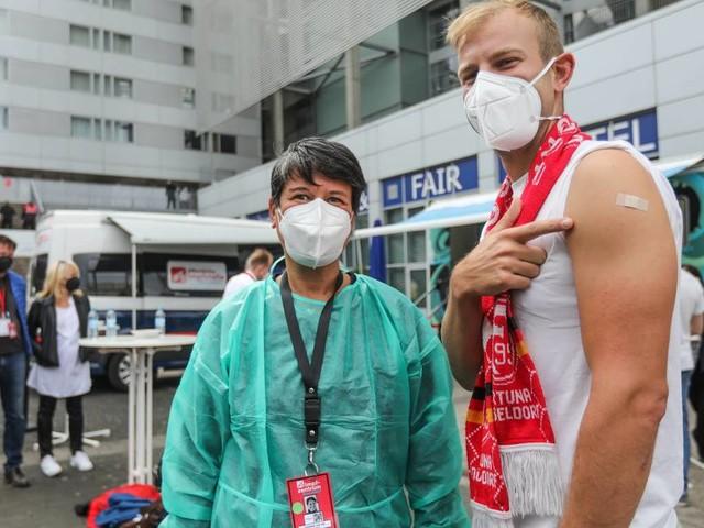 Corona in Düsseldorf: Das Impfmobil kommt jetzt in die Stadtteile