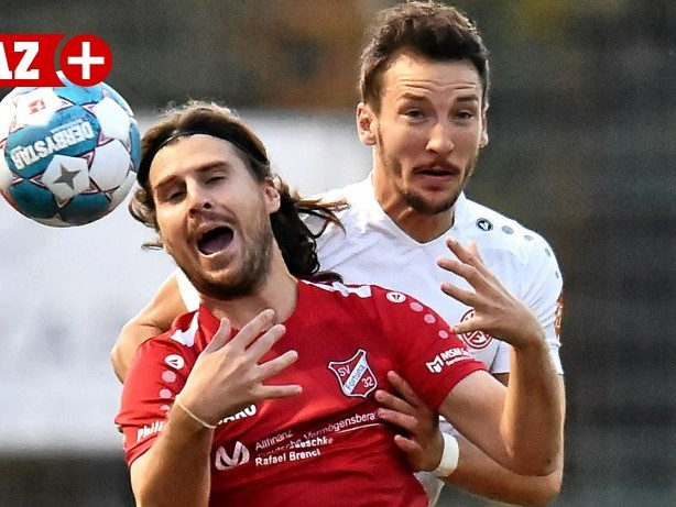 Fußball Niederrheinpokal: Fortuna Bottrop schlägt sich gegen RW Essen tapfer