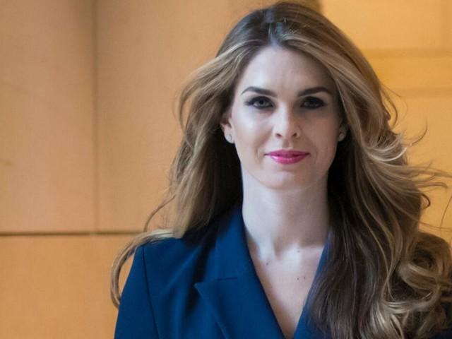 Hope Hicks: Trumps frühere Kommunikationschefin will offenbar vor Kongress aussagen
