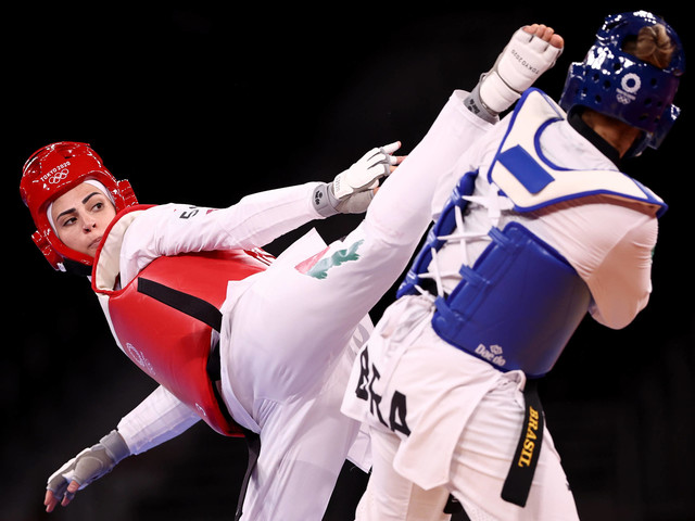 Lady-Gaga-Doppelgängerin tritt bei Olympischen Spielen in Tokio an