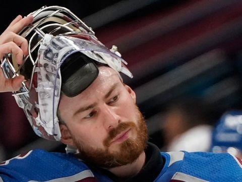Eishockey: Colorado-Profi Grubauer drittbester Torwart der NHL
