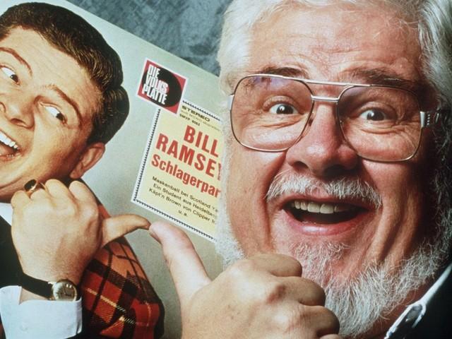 """Ohrwurmgigant: Von ihm stammt die """"Zuckerpuppe"""": Sänger Bill Ramsey mit 90 Jahren gestorben"""