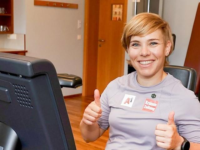 "Schmidhofer arbeitet am Ski-Comeback: Olympia ""das große Ziel"""