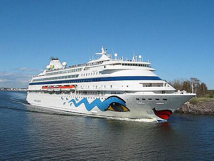 Aida Cruises nimmt Abschied von der Aida Cara