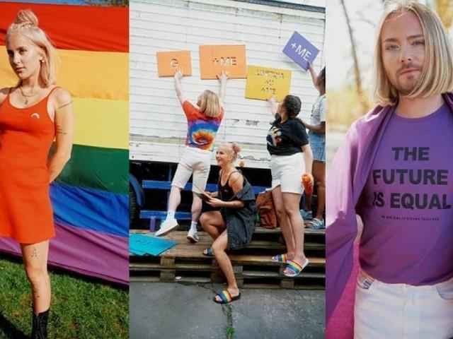 C&A feiert Gleichberechtigung und Vielfalt mit geschlechterneutraler Mode und Pride-Kollektion