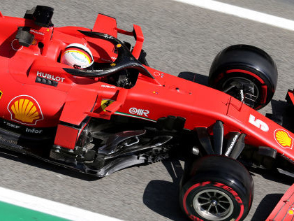 Formel 1: Vettels Zukunft Vettel im Zentrum der Gerüchteküche