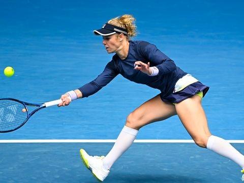 WTA-Turnier: Nach Kerber auch Siegemund im Achtelfinale vonDoha