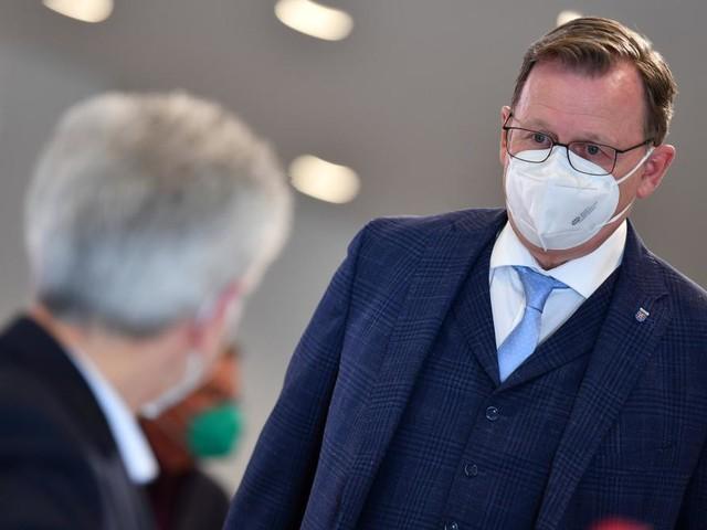 Vier CDU-Abweichler gefährden Landtagswahl in Thüringen