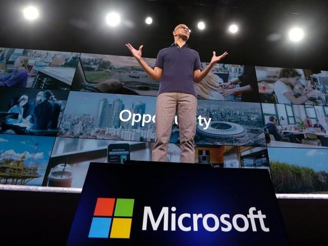 Softwarekonzern: Gewinn von Microsoft schießt in die Höhe - Aktie auf Rekordhoch