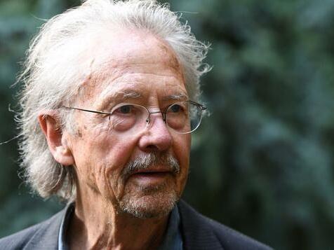 Peter Handke bricht Gespräch mit Journalisten ab