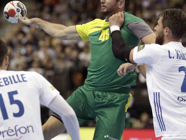 Liveblog zur Handball-WM: Deutschlands Gegner Brasilien verpasst Überraschung gegen Frankreich
