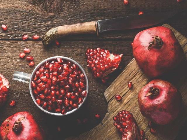 Granatapfel: So hilft die Frucht dem Herzen, Nerven und Muskeln