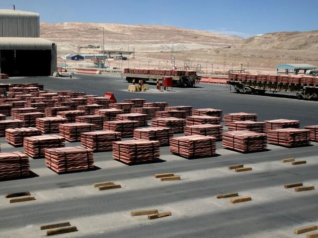 Weltgrößter Kupferproduzent steigert Gewinn um mehr als 800 Prozent