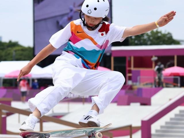 Jüngstes Podest der Olympia-Geschichte: Eine 13-Jährige holt Gold
