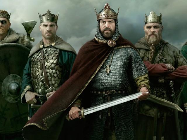 A Total War Saga: Thrones of Britannia - Total-War-Ableger auf den britischen Inseln im Jahr 878 n. Chr.