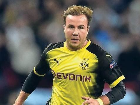 Borussia Dortmund und Mario Götze: Immer noch zärtlich
