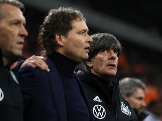 DFB-Sieg in den Niederlanden: Erst einmal Ruhe