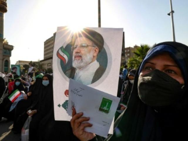 Präsidentschaftswahl im Iran mit Justizchef Raisi als Favorit
