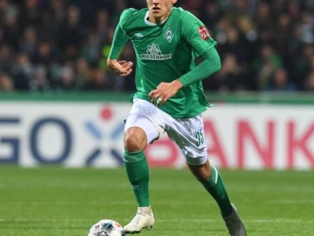 Fußball: Werder verteidigt Eggestein-Verkauf: Besser, sich zu trennen