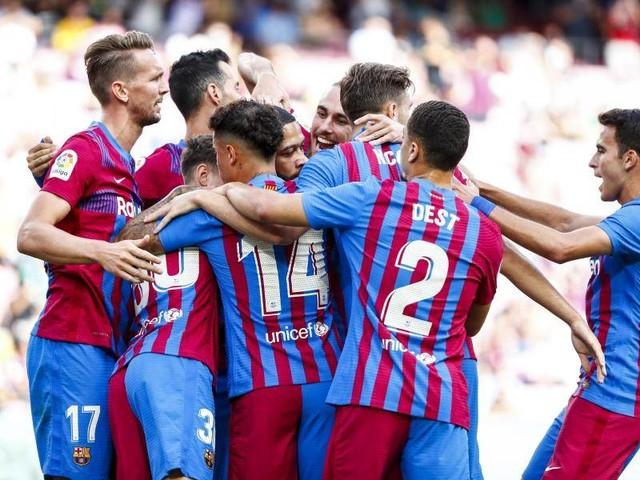 Primera Division: Barça beendet Negativserie mit Sieg gegen Levante