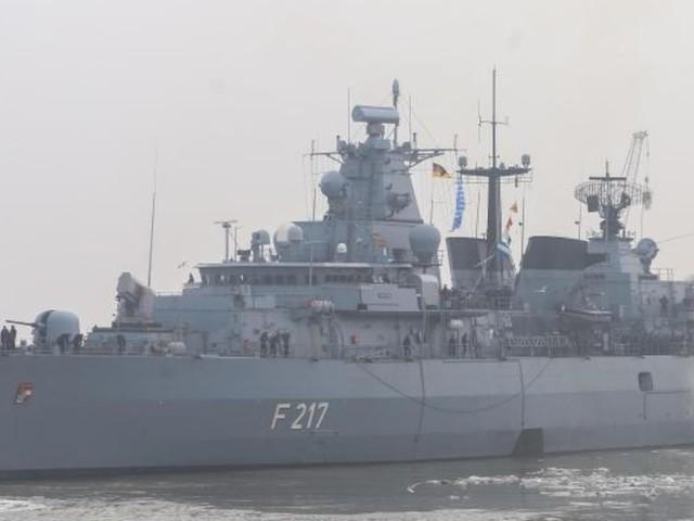"""Fregatte """"Bayern"""" - Bundeswehr schickt Kriegsschiff in Region um China: """"Für Deutschland ein großer Schritt"""""""