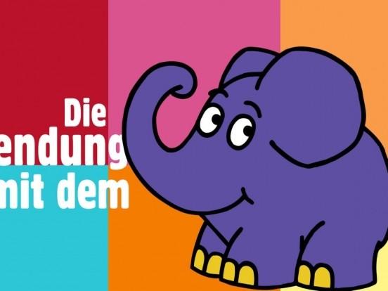 """""""Die Sendung mit dem Elefanten"""": Wiederholung des Kindermagazins im TV und online"""