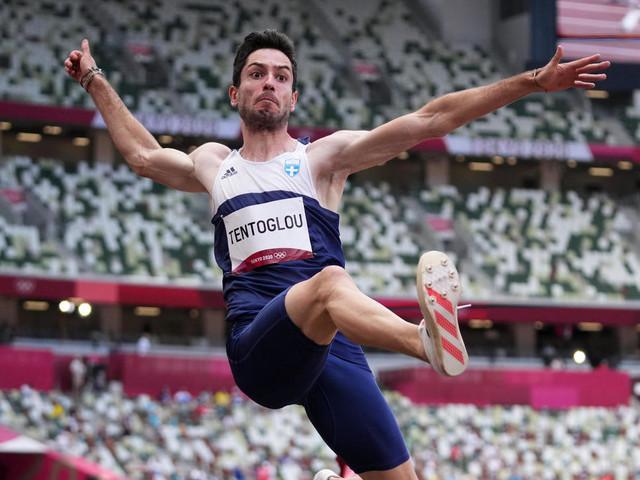 Olympische Spiele: Grieche holt sich Gold im Weitsprung-Krimi