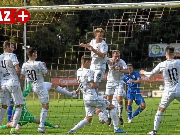 Fußball: Leidenschaftliche SSVg Velbert punktet im Top-Spiel