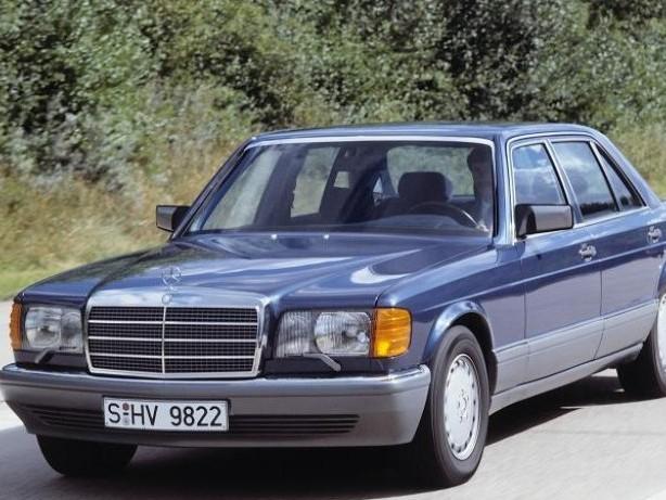 Gebrauchte Oberklasse: Große Autoklassiker für kleines Geld