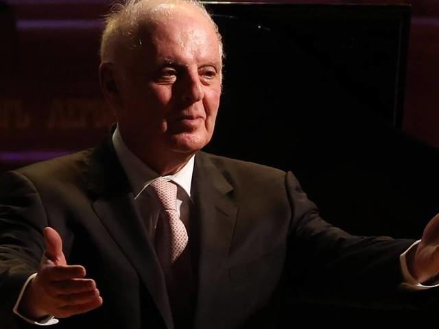 Barenboim dirigiert Konzert für Opfer des Nahostkonflikts