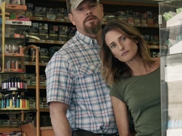 """Hollywood-Film: Amanda Knox findet es nicht gut: """"Stillwater"""" mit Matt Damon"""