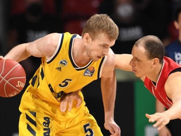 Basketball-Bundesliga: Alba-Kapitän Giffey wechselt nach Kaunas