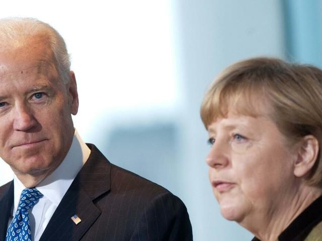 15. Juli : Merkel besucht Biden´im Weißen Haus