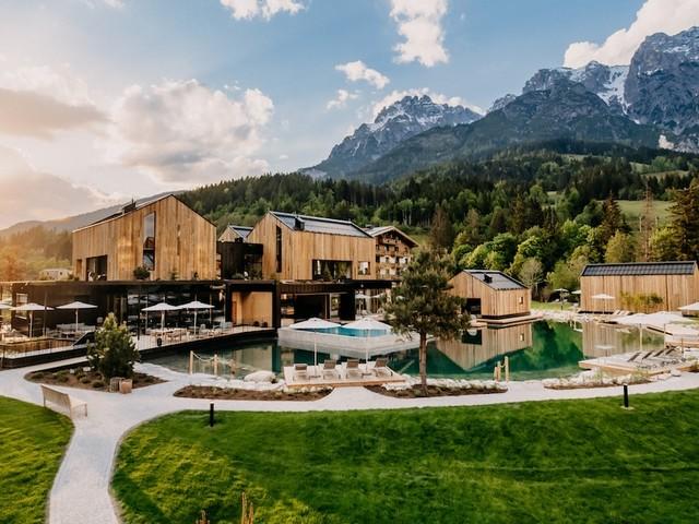 Naturhotel und Mountain Resort - Urlaub in Österreich: Expertin empfiehlt traumhaft schöne Wellness-Hotels