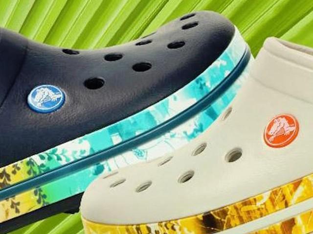 Crocs reduziert Jahresverlust und will weiter sparen