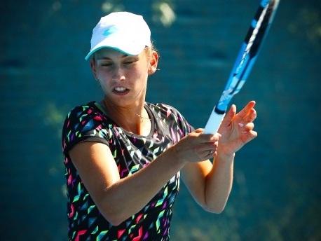 Australian Open: Belgierin Mertens erste Halbfinalistin