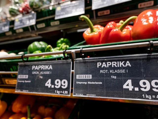 28-Jahres-Hoch: Inflation in Deutschland steigt auf 3,9 Prozent