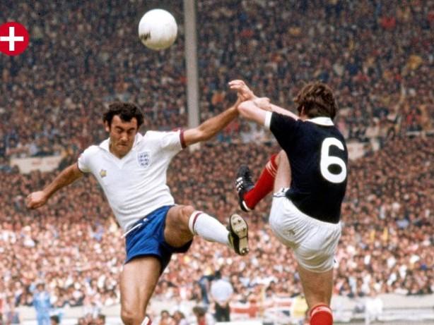 Fußball-EM: England gegen Schottland: Die Gründe für die Rivalität
