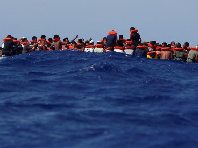 Hunderte Geflüchtete auf Lampedusa gelandet
