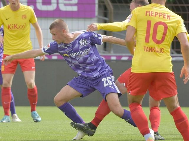VfL Osnabrück gegen SV Meppen: Es ist alles angeheizt fürs Derby